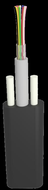 ЮТЕКС, UTEX, Подвесной оптический плоский кабельОКП(с1)ПТ(1.0 кН) | Оптический плоский кабель на 1 кН | Внутридомовой оптический кабель Подвесной оптический плоский кабель ОКП(С2)ПТ на 2.0 кН. 8-24 волокна. ADSS. Диэлектрик. Купить оптоволоконный кабель. Гарантия 4 года. Качественный кабель.